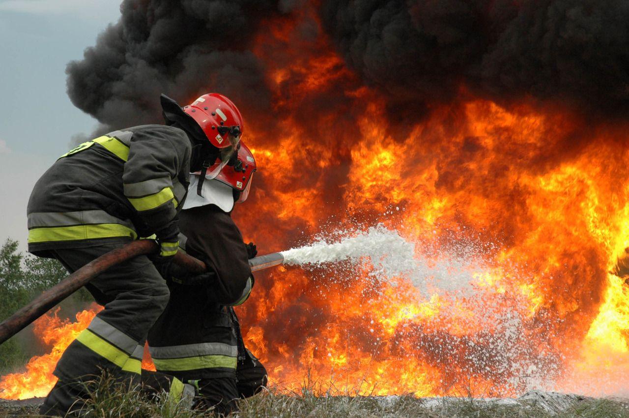 ВВологодской области празднуют День пожарной охраны