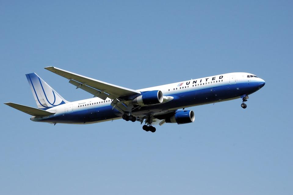 Пассажирка United Airlines улетела вСан-Франциско вместо Парижа