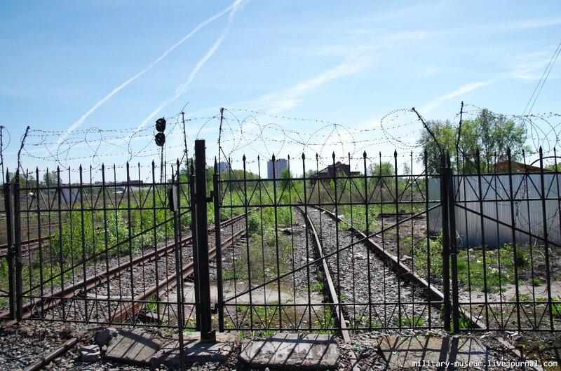 Музей Октябрьской железной дороги в СПб