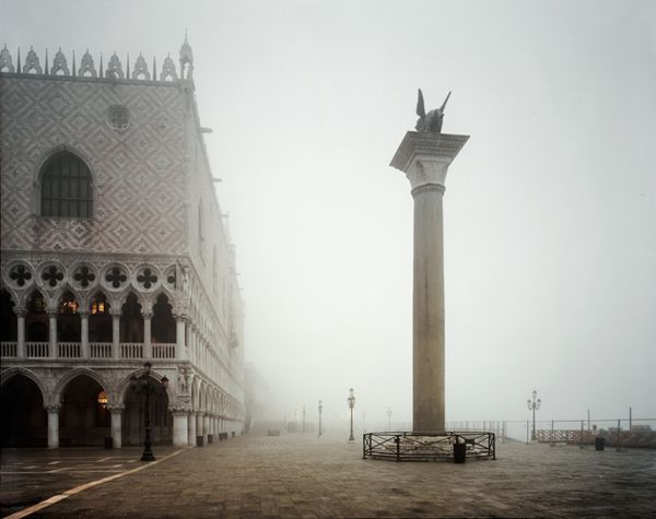 Pictures of Venice in the Fog