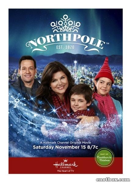 Чудо Рождества / Northpole (2014/HDTVRip)