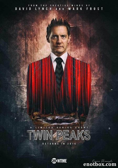 Твин Пикс (3 сезон: 1-18 серия из 18) / Twin Peaks / 2017 / ПМ (LostFilm) / WEBRip + WEBRip (1080p)