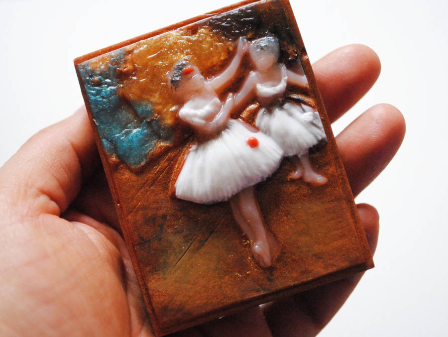 Classical Paintings Turned into Soaps
