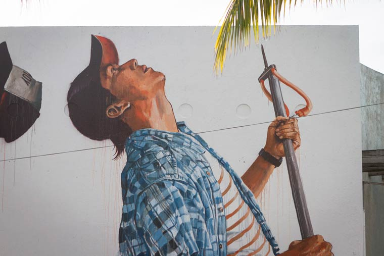 Sea Walls 2015 - When Street Art is mobilized for the conservation of oceans