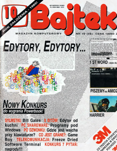 Журнал: Bajtek (на польском) - Страница 4 0_12c70f_e915d241_orig
