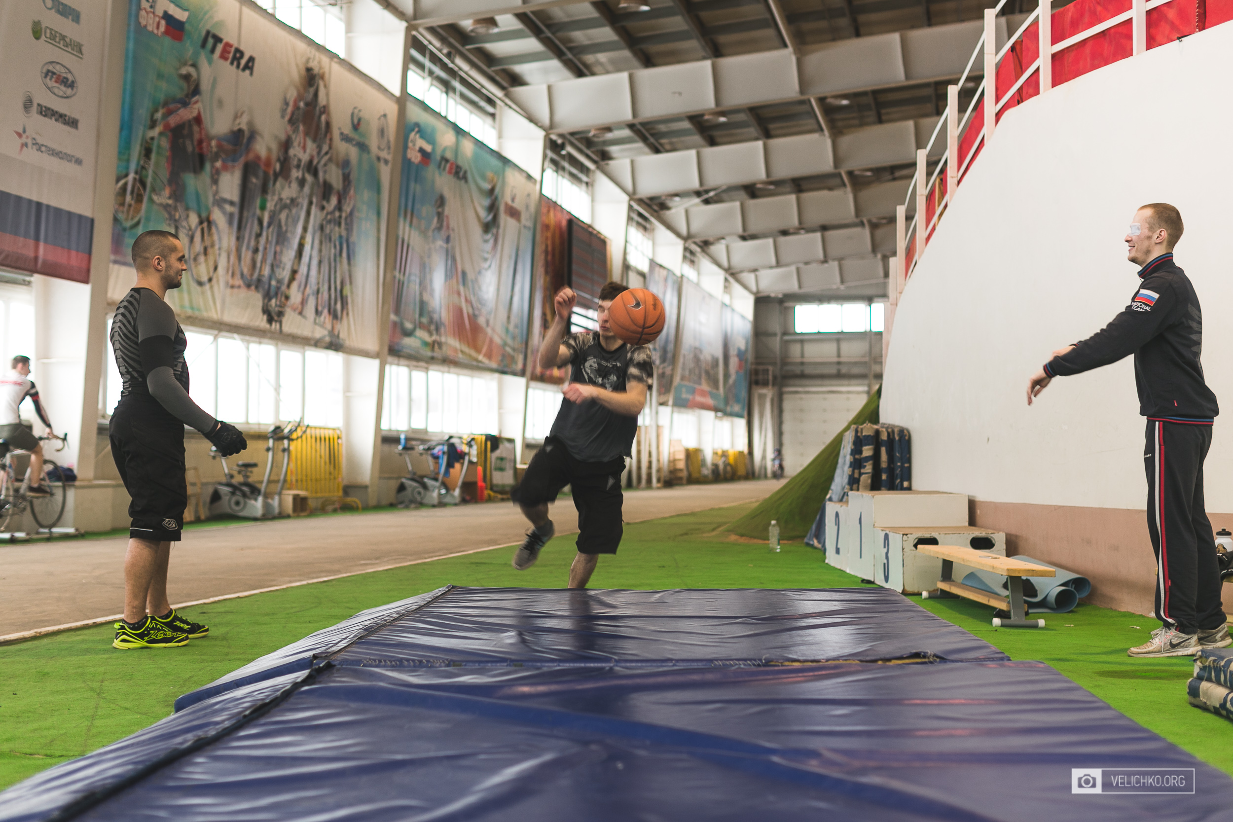 Тренировки: Спортивные МТБ-сборы в Саранске - день 3