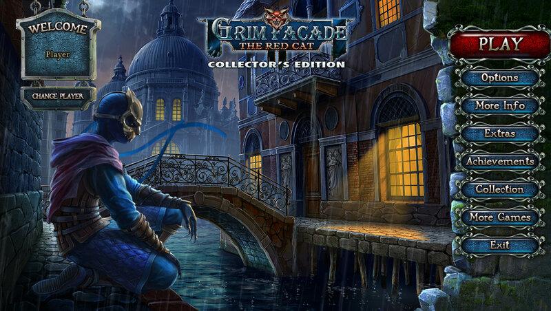 Grim Facade: The Red Cat CE