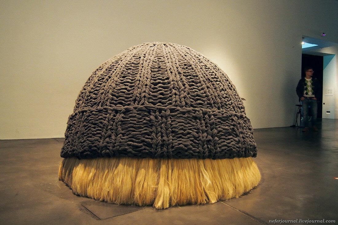 KIASMA - музей современного искусства в Хельсинки