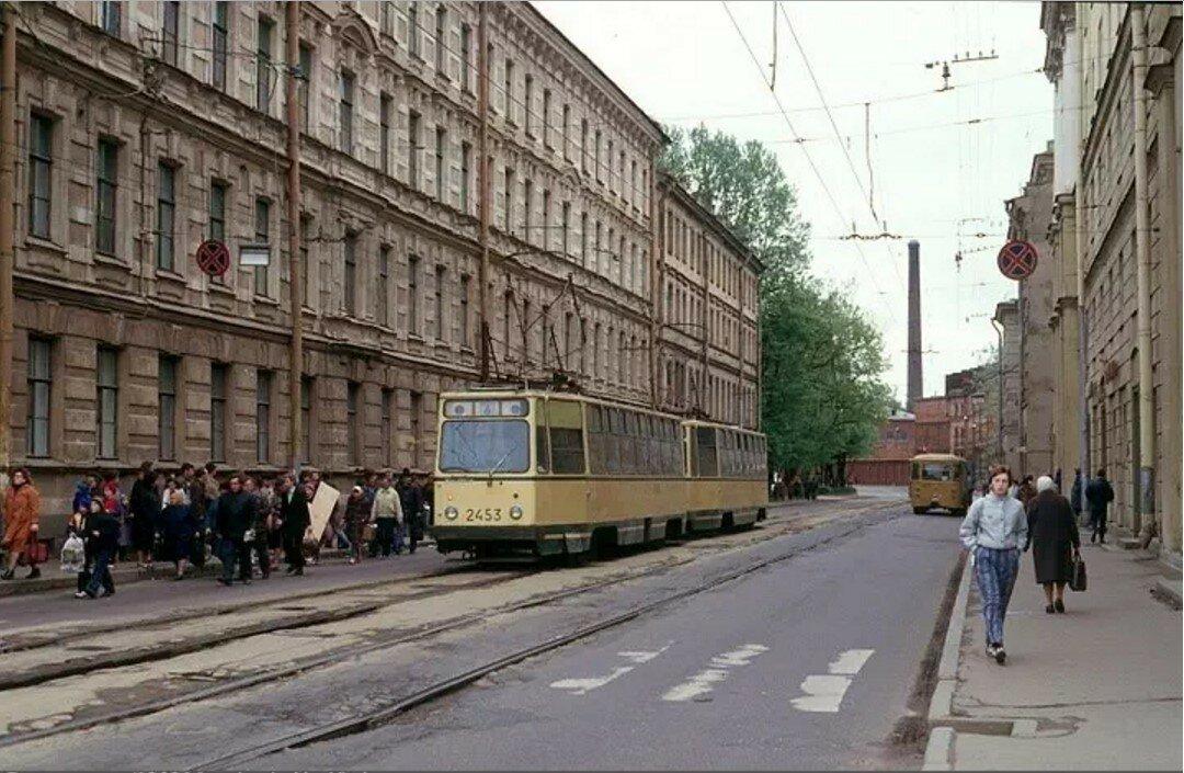 Улица Комсомола