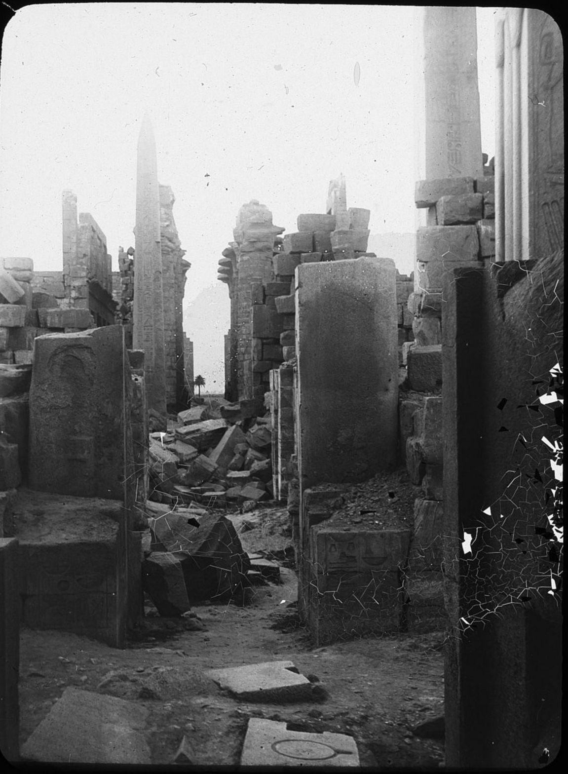 Карнак. Храм Амона-Ра