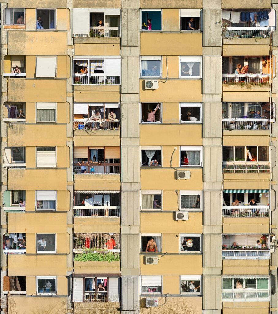 Urban Claustrofobia