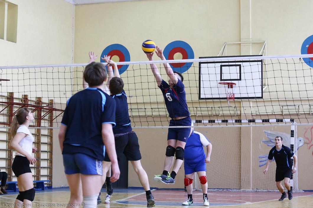 Волейбол тверь фото