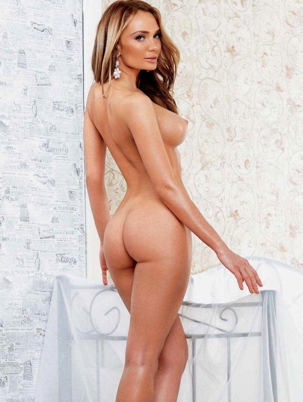 Виктория Харченко - Девушка месяца российского Playboy, апрель 2012