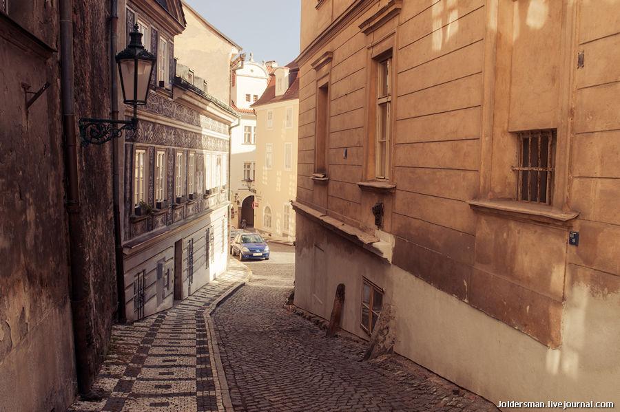 Прага район Градчаны