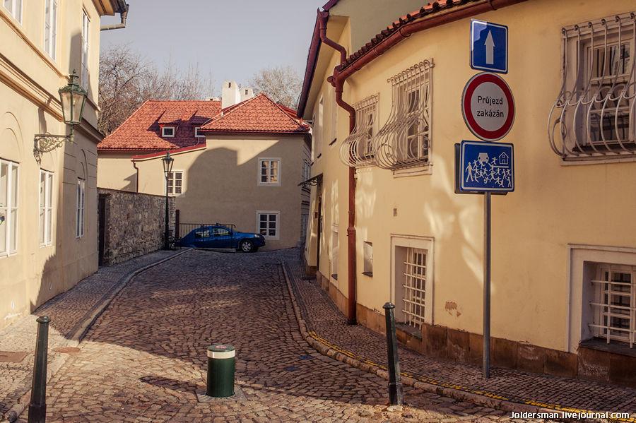 Прага игра теней