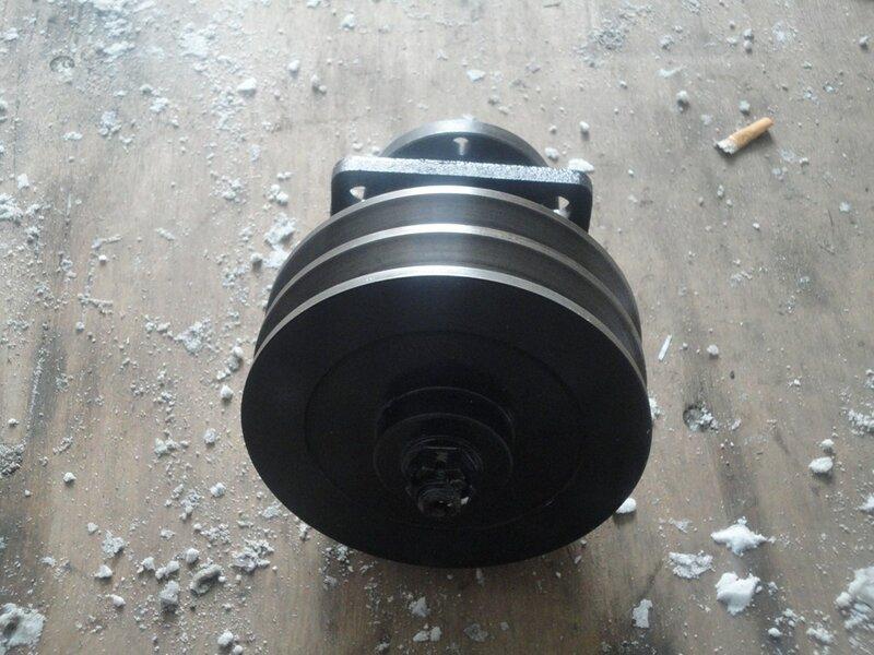 Привод вентилятора 7540-1308030