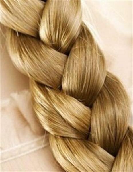 Видео обучение плетение волос