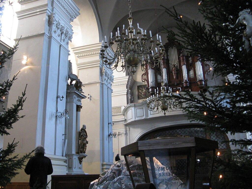 Dominican Church (Kościoł Dominikanów), Lublin