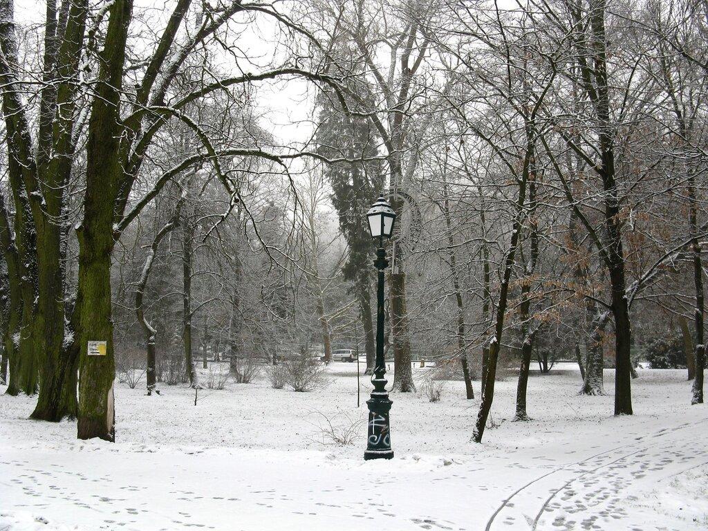 Miskolc, Public Park (Közpark)