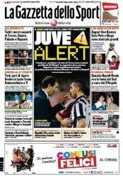 Журнал La Gazzetta dello Sport  (31 Ottobre 2014)