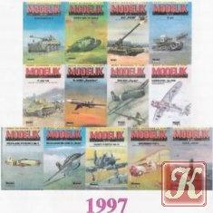 Книга Полное собрание масштабных моделей от MODELIK за 1997 год