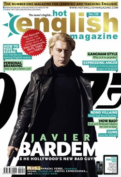 Аудиокнига Hot English Magazine № 130 2013 + Аудио