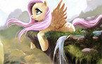 Литл Пони полет на Глайдере