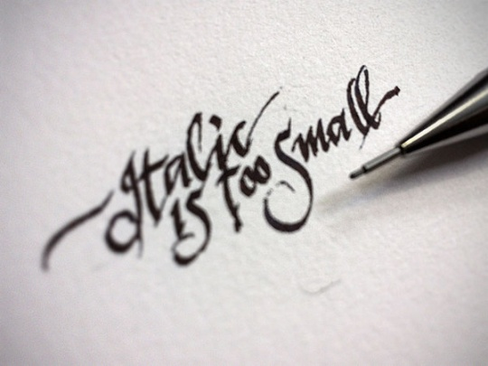 Awesome Typography by Jackson Alves