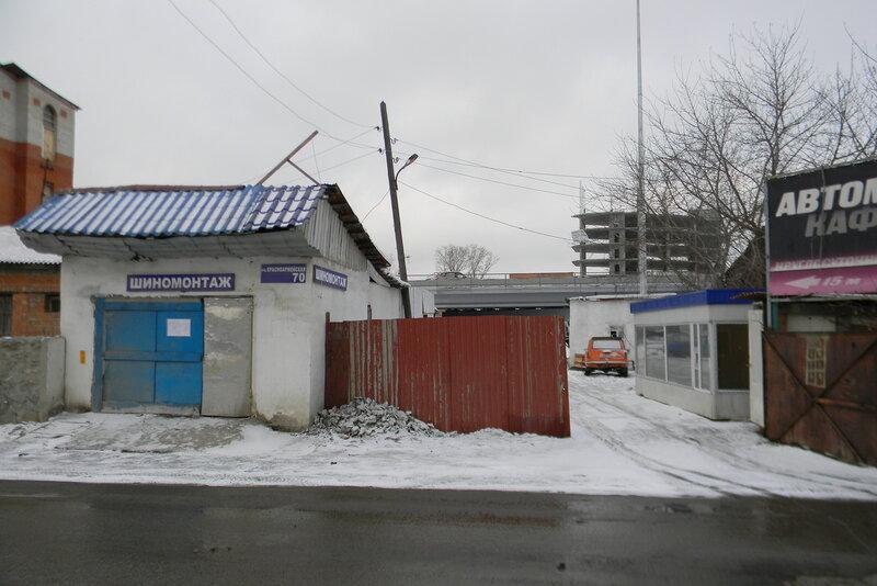 Труда-Красноармейская