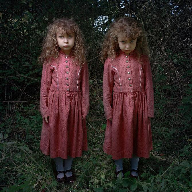 Tereza Vlčková.Twins.