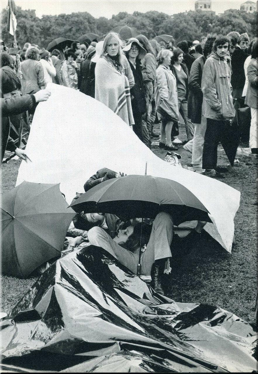 1970. Гайд-парк