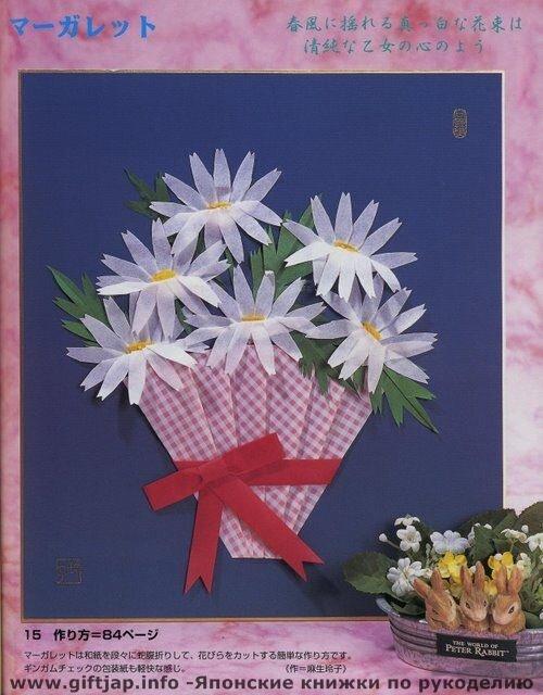 Об искусстве складывания из бумаги.  Азбука оригами, описания и схемы изготовления.