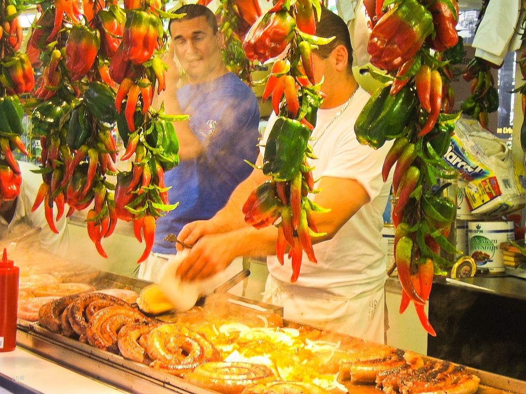 Фестиваль Святого Дженаро в Маленькой Италии