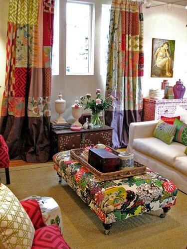 Living room design fotos