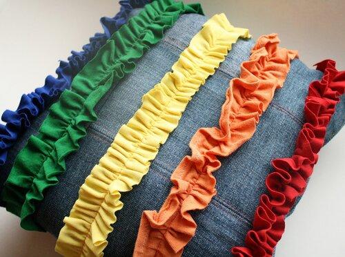 вот такие подушки шила на заказ.  СП пряжа, вышивки и.