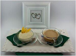 кофе с десертом