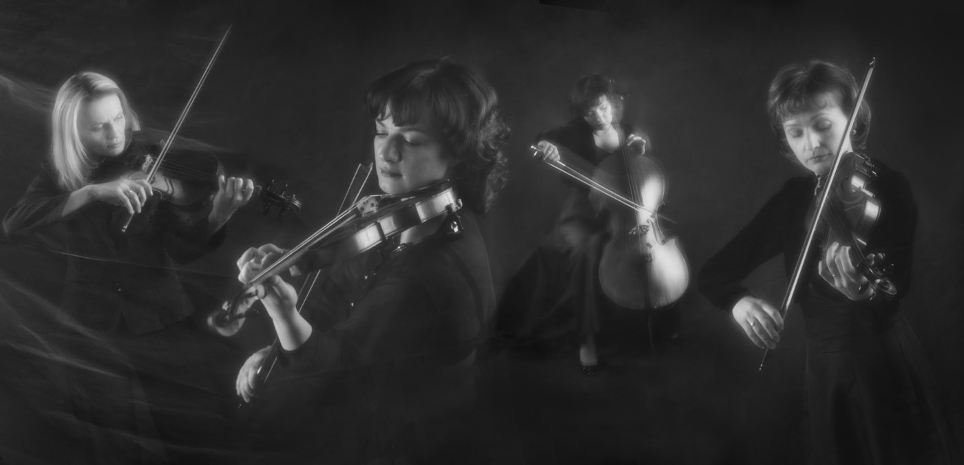 фотосъемка для постеров. фотографии скрипачек. портфолио для скрипичного концерта