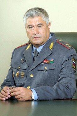 Колокольцев Владимир