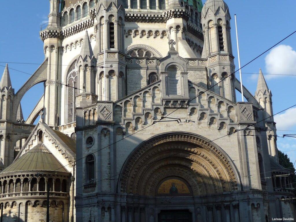 Церковь St Marie.  (024)