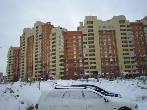 Малая Бухарестская ул. 5к2