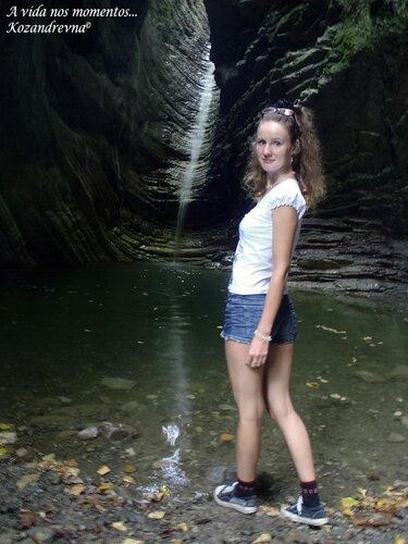 водопад Свирский