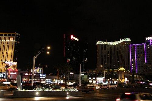 черный небоскреб, Лас-Вегас