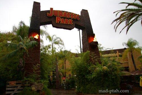 Лос-Анжелес, студия юниверсал, Universal Studio, LA, Los-Angeles, динозавры, парк юрского периода