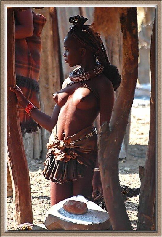 Фото секса африканок на природе 25 фотография