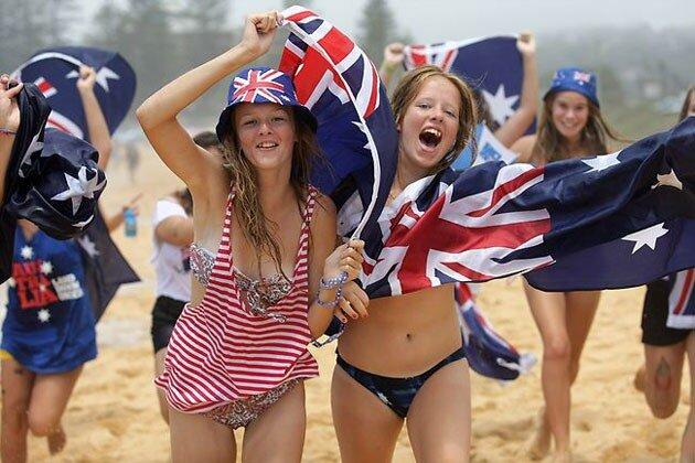 как женщинам австралия пазнакомства