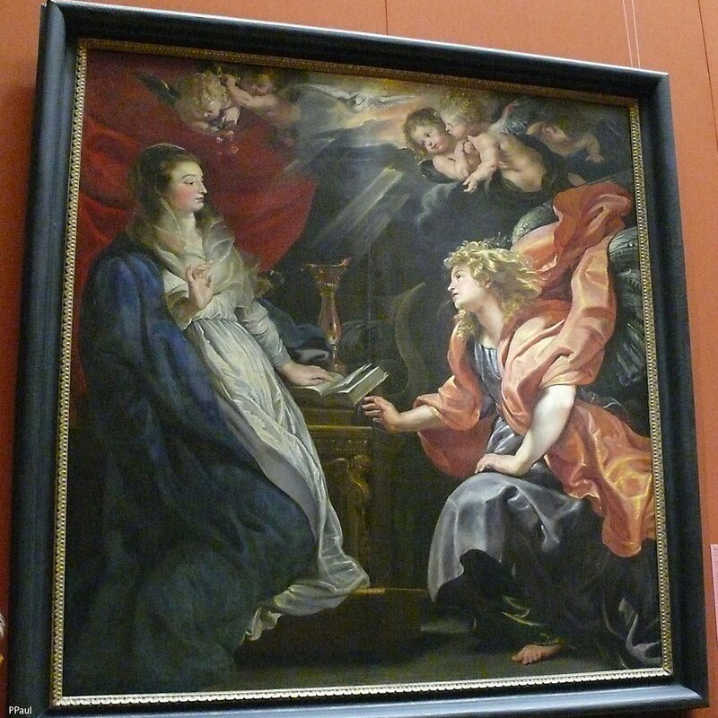 Картины великих мастеров