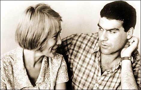 На фото Сергей Довлатов и Тамара Зибунова. Таллин, 1974 год. 3.