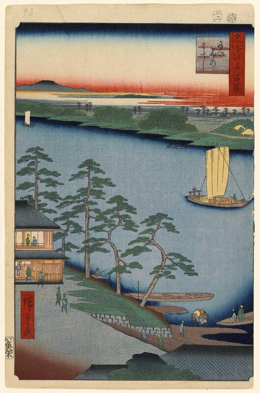 Традиционная японская живопись и гравюра 0_3d167_b3fa5006_XL