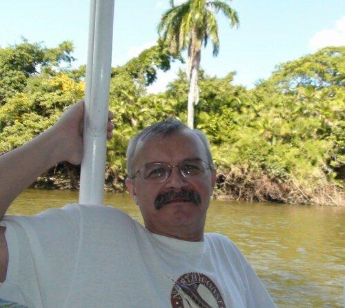 К Карибскому морю на лодке по Белиз-реке.