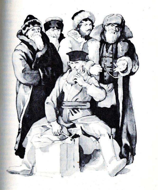 рисунки Дехтерёва